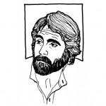 Image de Robert Dickson pour la cassette de La cuisine de la poésie